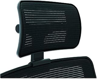 HON Endorse Adjustable Height Mesh Headrest, Black