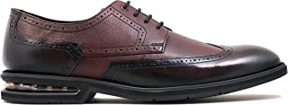 Ruosh Men's Aircube Leather Formal Shoes
