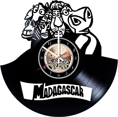 Gift ideas for him and her Get unique bedroom or living room wall decor Radiohead English Rock Band HANDMADE Vinyl Record Wall Clock