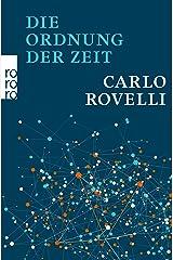 Die Ordnung der Zeit (German Edition) Kindle Edition