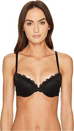 Emporio Armani - Lovely Lace Push-Up Bra