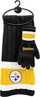Best steelers hat and scarf set Reviews