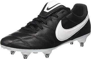 Premier II (SG), Zapatillas de Fútbol para Hombre, Negro (Black/White/Black), 39 EU