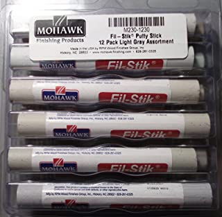 wax filler sticks grey