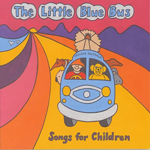 The Little Blue Bus by Michael OHalloran on Amazon Music ...
