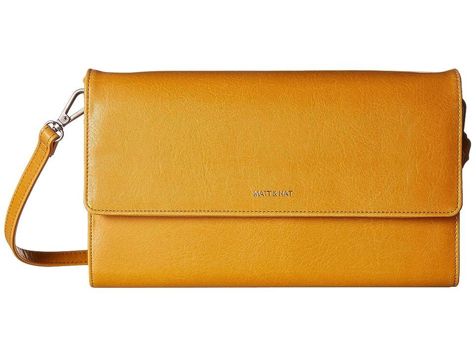 Matt & Nat Vintage Drew Large (Shine) Handbags