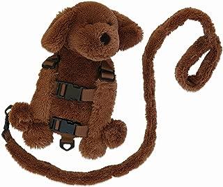 Eddie Bauer Harness Buddy, Brown Dog (Discontinued by Manufacturer)