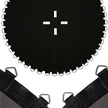 SPRINGOS Springmat met 64 ogen springdoek voor trampoline met een diameter van 305 cm UV-bestendig accessoires