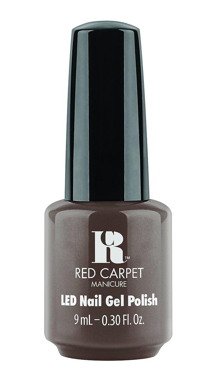 スポット発明トーストRed Carpet Manicure - LED Nail Gel Polish - Expresso Yourself - 0.3oz / 9ml