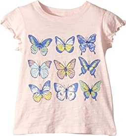 Butterfly Tee (Toddler/Little Kids/Big Kids)
