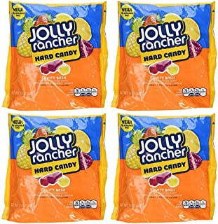 Jolly Rancher Hard Candy, Fruity Bash, 13 oz (4 Pack)