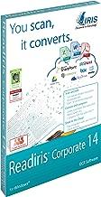 IRIS Readiris Corporate 14 OCR Software for PC - 3-Users