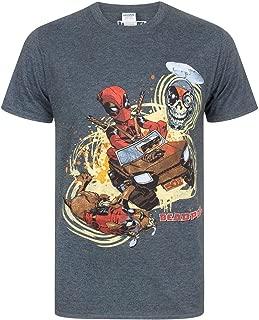 Marvel Men's T-Shirt Various Styles Sizes S-XXXL