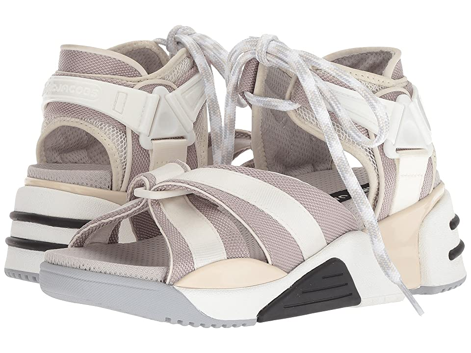 Marc Jacobs Somewhere Sport Sandal (Cream Multi) Women