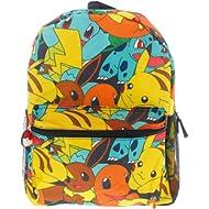 Pokemon 16 Canvas Backpack - School Bag