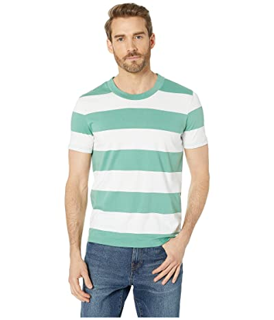 BOSS Hugo Boss Bold Stripe T-Shirt (Open Green) Men