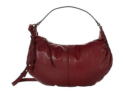 Vince Camuto Lysa Hobo (Ribbon Red) Handbags