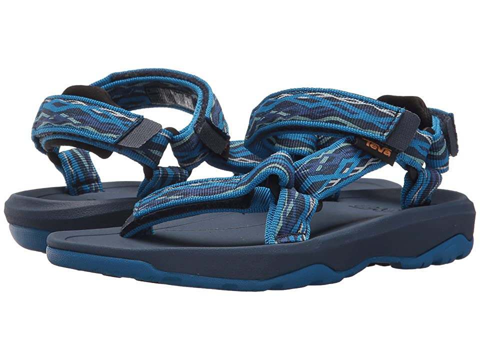 Teva Kids Hurricane XLT 2 (Little Kid/Big Kid) (Delmar Blue) Boys Shoes