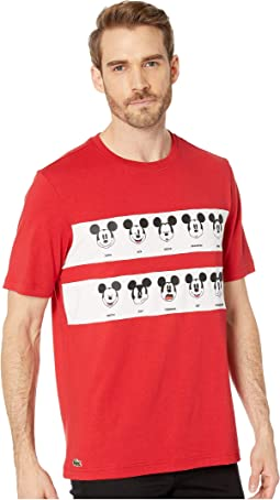 Short Sleeve Jersey Mickey T-Shirt