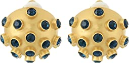 Tory Burch - Celestial Clip Earrings