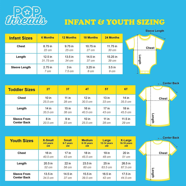 Pop Threads Cobra Kai Dojo Circle Logo Retro Martial Arts Youth Kids T-Shirt