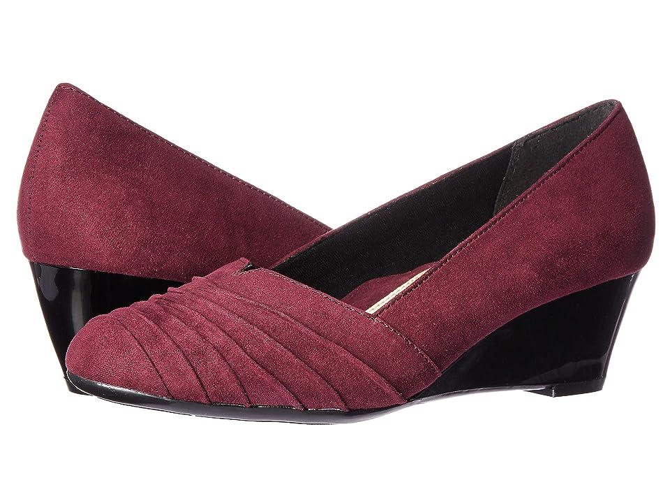 Soft Style Gerdie (Bordeaux Faux Suede) Women