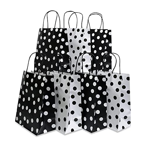 Black And White Favor Bags Amazoncom