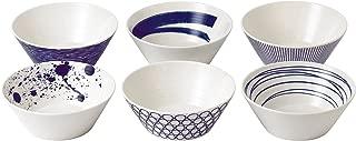 Royal Doulton 40019363 Pacific Mixed Patterns Bowls , 6.2