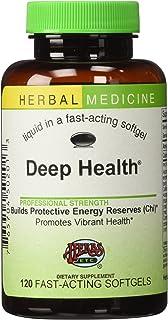 HERBS ETC DEEP HEALTH 120 CT. SOFTGEL