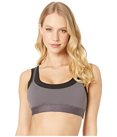 FP Movement Two Become One Sports Bra (Grey) Women