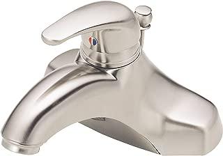 Danze D225012BN Melrose Single Handle Lavatory Faucet, Brushed Nickel