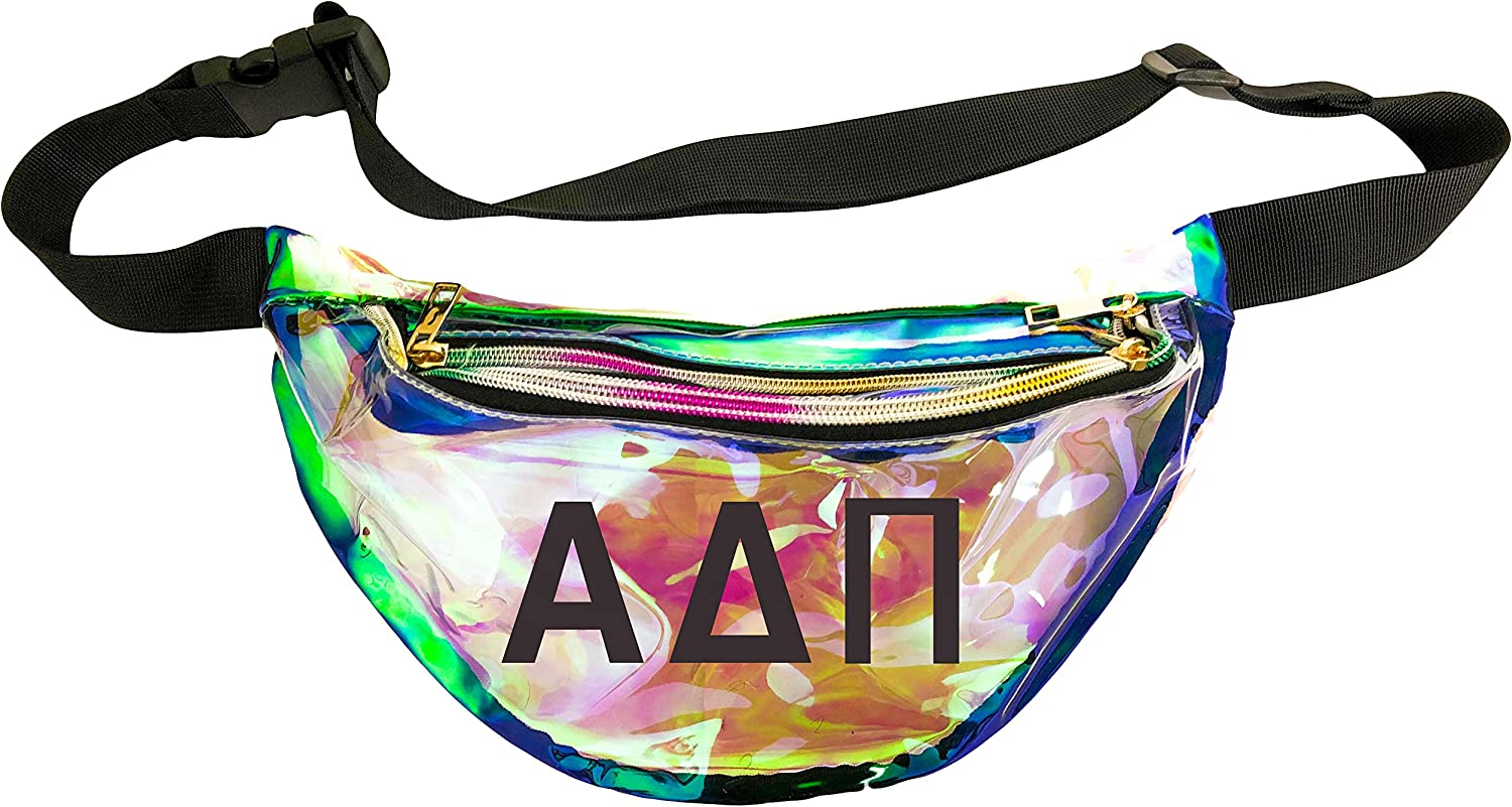 Alpha Mail order cheap Cheap mail order sales Delta Pi - Sorority Fanny Stadium Waist Pack Approved Pa