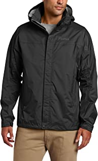 Marmot Men's Precip Jacket, Slate Grey, Large