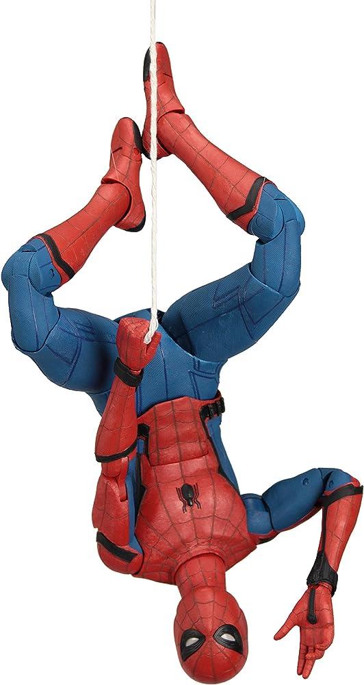 Spiderman homecoming, statuetta di spiderman, 6.35 x 10.16 x 40.64 cm 61705
