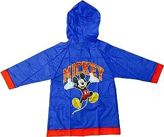 Disney Mickey Mouse Clubhouse Boys Rain Slicker