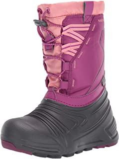 Girls' Snow Boots - Red / Snow Boots