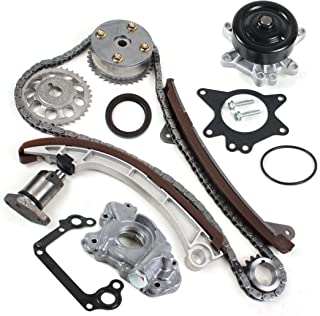 CNS TK10140 Brand New Timing Chain Kit with Balance Shaft Set for 95-04 Toyota 2.7L Tacoma 4Runner T100 3RZFE 3RZ-FE Engine