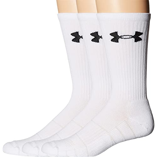 c762bf791 Under Armour Men's Elevated Performance Crew Socks (3 Pack)