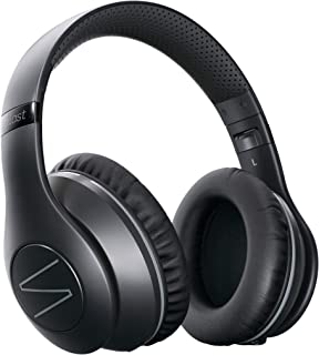 Symphonized Blast Wireless Bluetooth Headphones with Mic, Over Ear Headphones for iPhone, Samsung and More, 22 Playtime Ho...