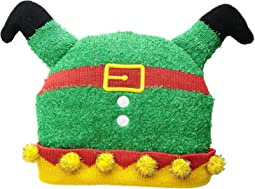 Knit Upside Down Elf Beanie (Little Kids/Big Kids)
