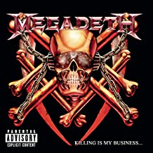 Best megadeth killing is my business and business is good Reviews