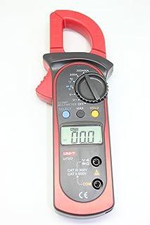 AideTek AU202A UT202A AC 600-Amp Clamp Meter Multimeter