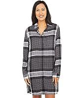 Sleepwear Flannel Sleepshirt