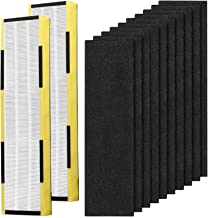 Replacement FLT5000 HEPA Filter C for GermGuardian Air Purifier AC5000, AC5000E, AC5250PT, AC5350B, AC5350BCA, AC5350W, AC...