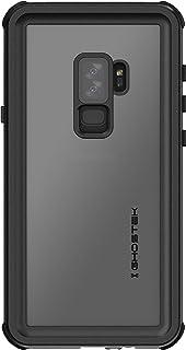 Samsung Galaxy S9 Ghostek Nautical Series Rugged Waterproof Case Cover (Black)