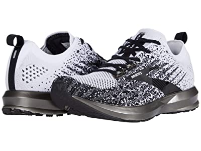 Brooks Levitate 3 (Black/White/Ebony) Men