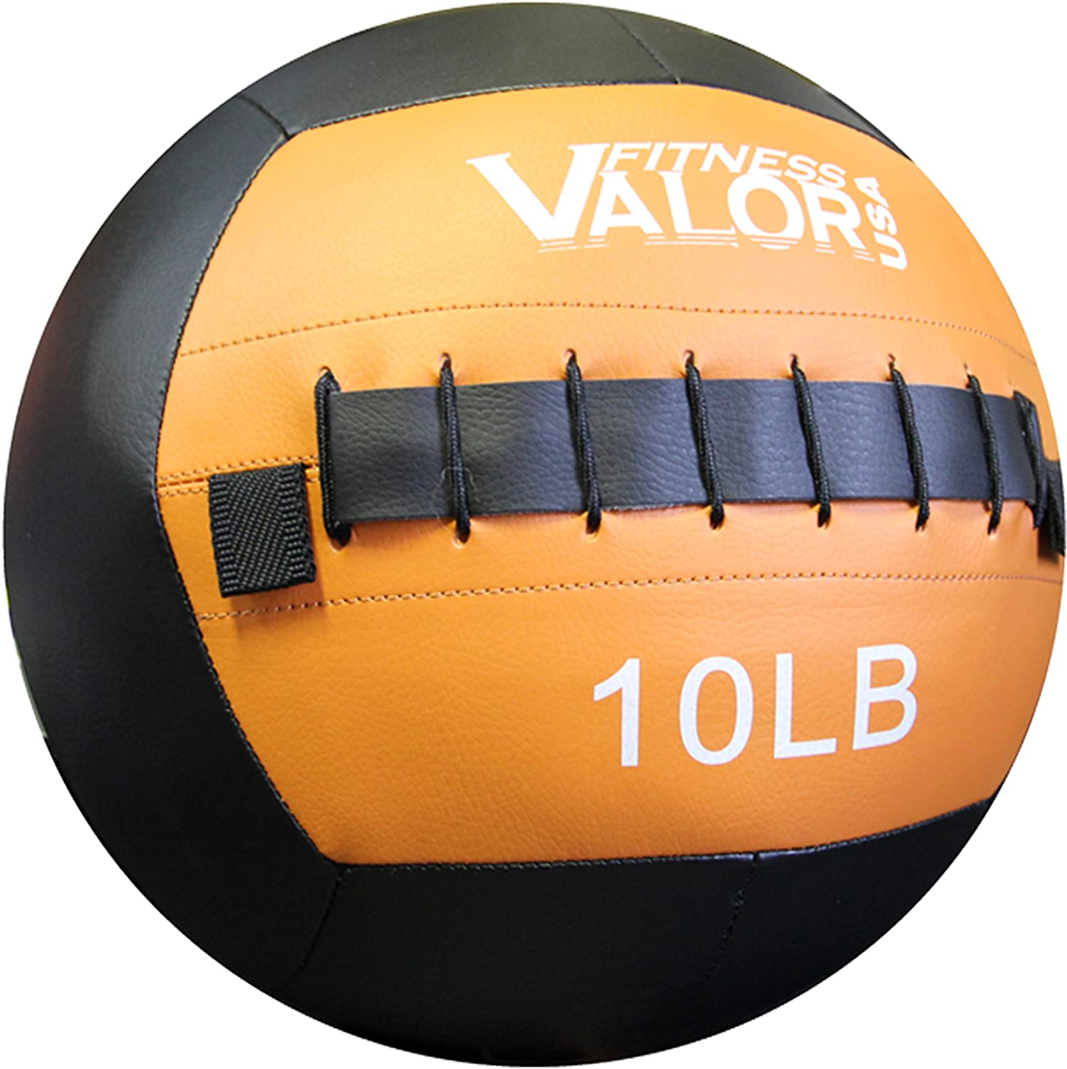 Valor Fitness WB10 Wall Ball, 10Pound