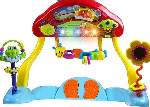 primera vez respuesta Bebé 2 Gimnasio 1 - Centro Centro Centro de Actividad - juguetes de aprendizaje interactivo - juguetes educativos - Gimnasio Juguetes - coche de bebé - BabyGym - Trainer Juego - Destreza juguete  ahorra hasta un 50%