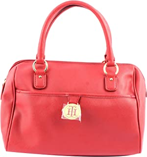 Hobos Bags For Women By Tommy Hilfiger , Red
