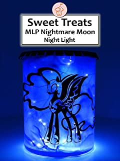 Sweet Treats: MLP Nightmare Moon Night Light